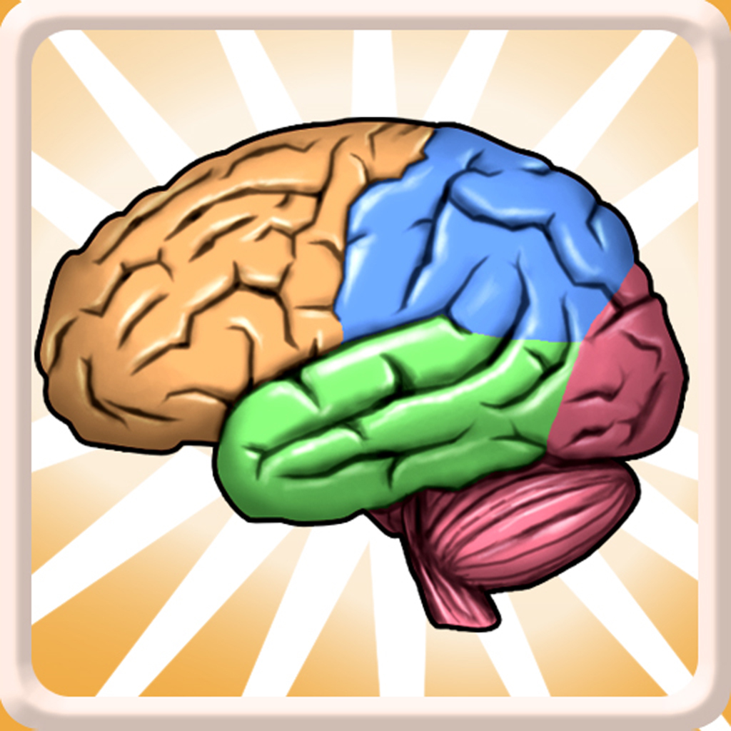 Brain Exercise with Dr. Kawashima app icon